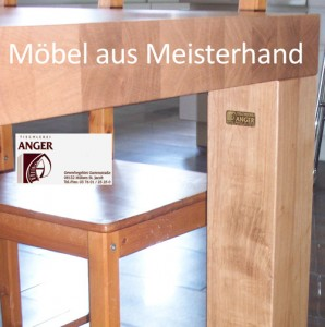 Möbel aus Meisterhand